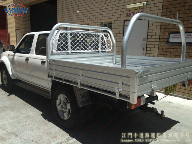 Aluminium pickup truck bed-CR